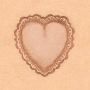 Heart 3D Stamp
