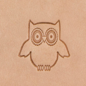 Owl Mini 2D Stamp