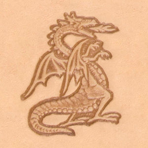 Mystical Theme Stamp - Dragon