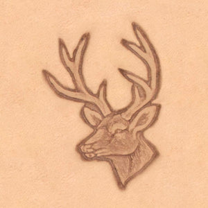America Continent Animal Stamp - Whitetail Deer