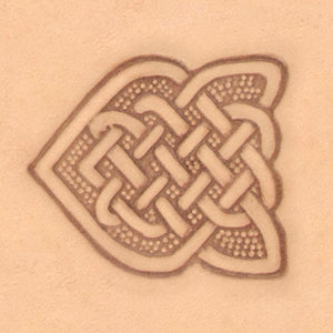 Celtic & Weaves Stamp - Knot Arrowhead BSA