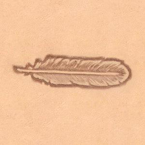Western Cowboy Stamp - Feather