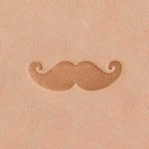 Moustache Mini 2D Stamp