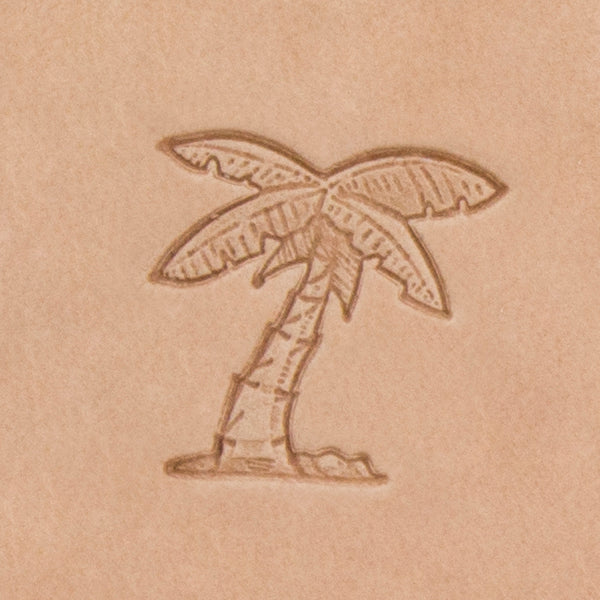 Palm Tree Mini 3D Stamp