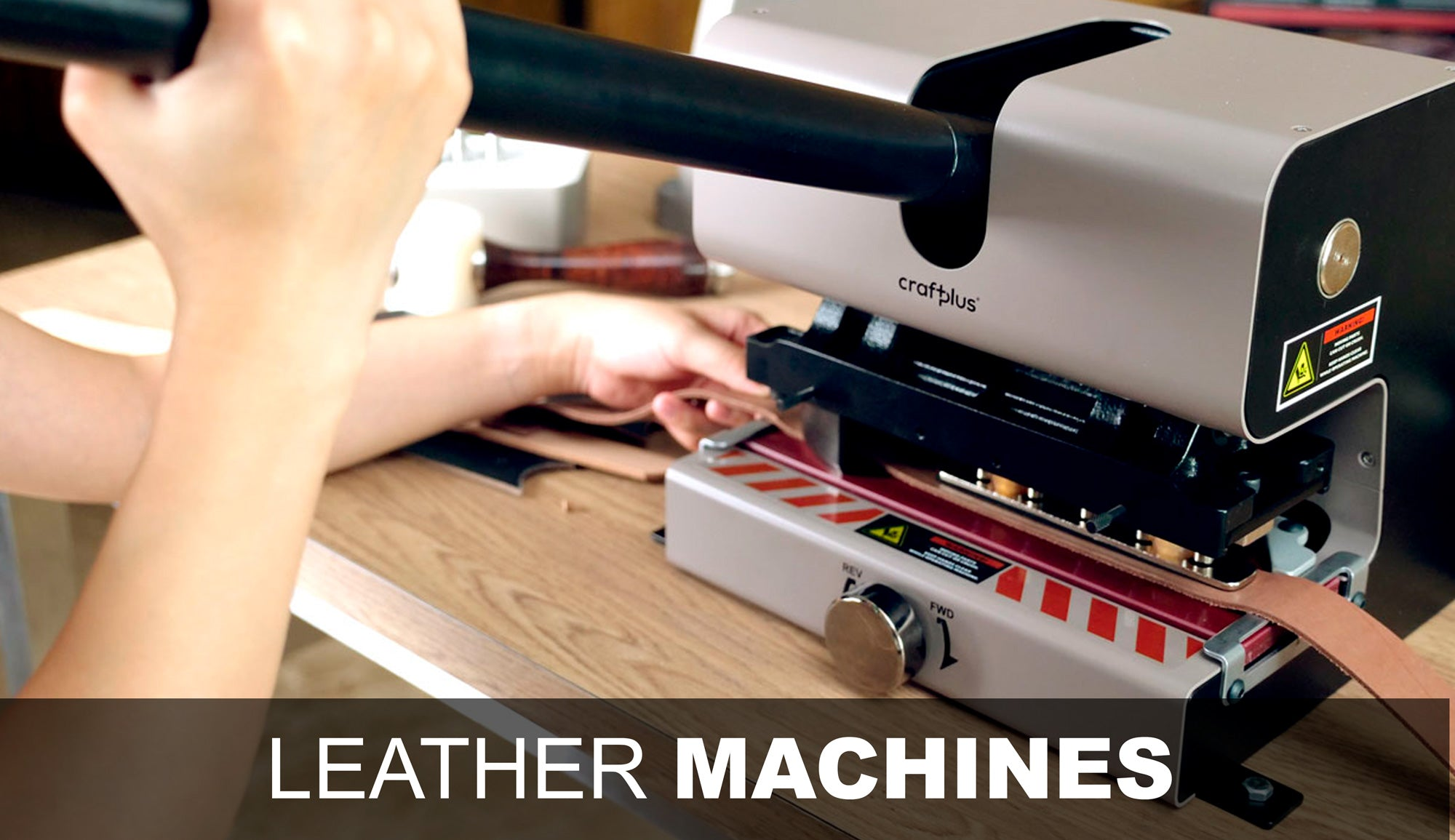 LEATHER MACHINES