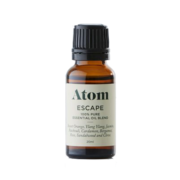 ATOM ESCAPE - 100% PURE ESSENTIAL OIL BLEND