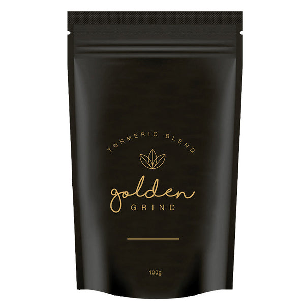 Golden Grind Turmeric Hero