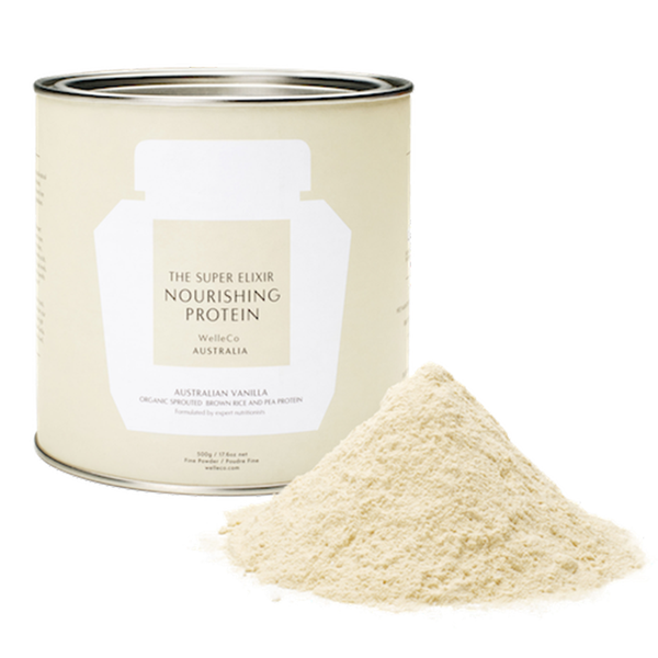WelleCo Nourishing Protein Vanilla