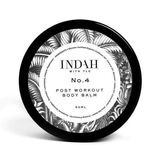 Indah Post Workout Body Balm