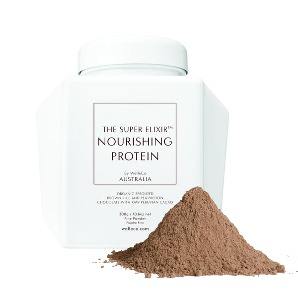 WelleCo Nourishing Protein Chocolate