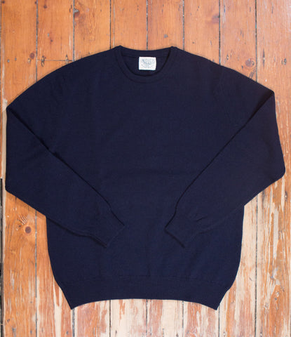 Peter Knit - Navy