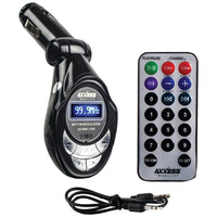 Axxess Mobility Wireless Fm Modulator With Sd Card Slot