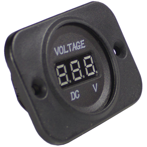 Battery Doctor Dc Digital Voltage Meter