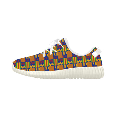 Tribal print kicks