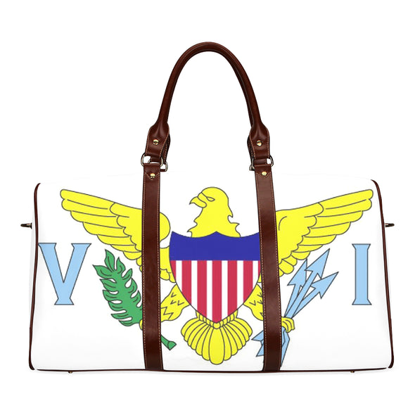 Flag Travel Bag U.S. Virgin Island