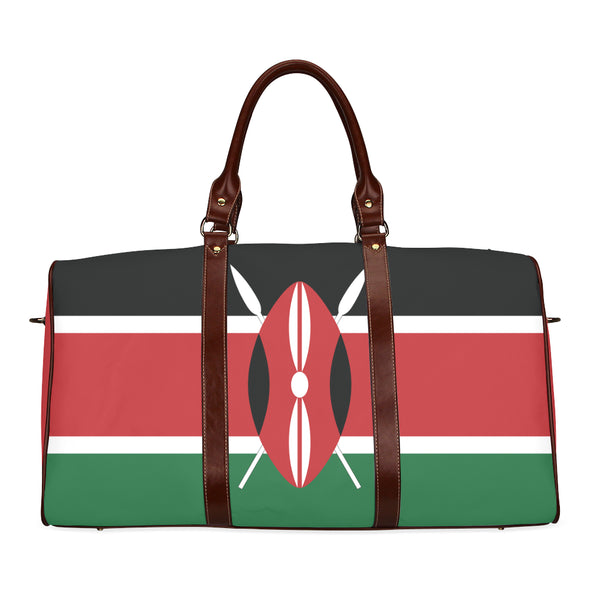 Flag Travel Bag Kenya