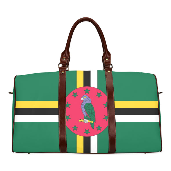 Flag Travel Bag Dominica