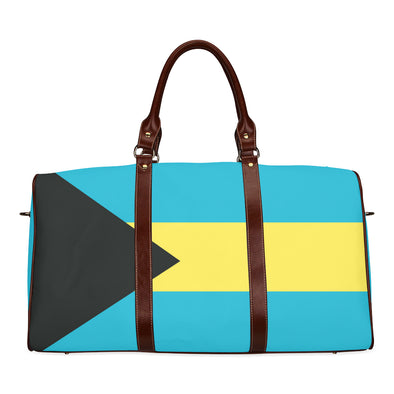 bahamas flag carry on bag
