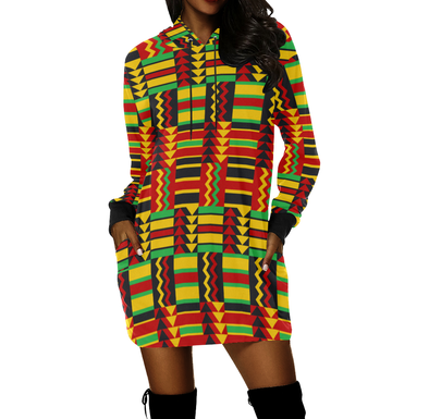 Decole Hoodie Mini Dress