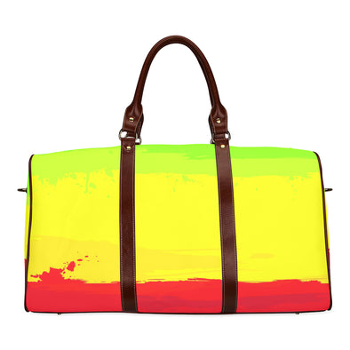rasta travel bag
