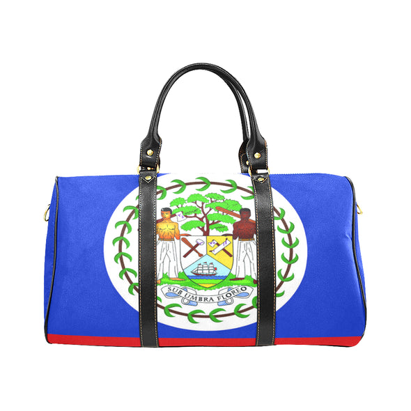 Flag Travel Bag Belize