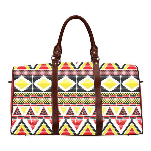 ankara tribal carry on bag