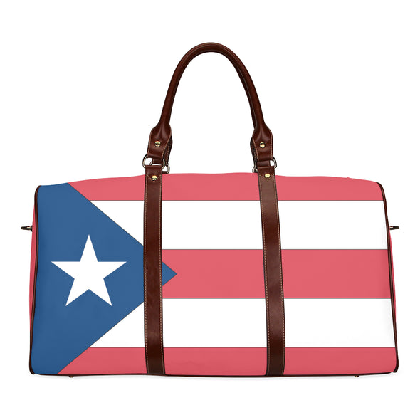 Flag Travel Bag Puerto Rico