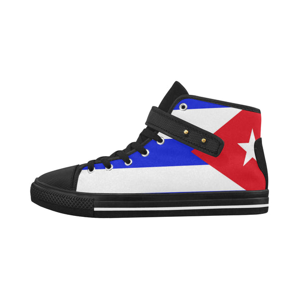 cuban flag shoes