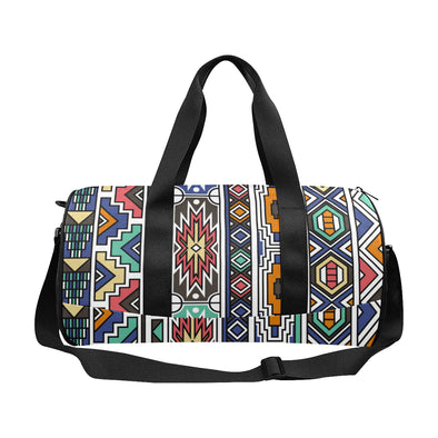 KING SHAKA II BLK Travel Duffel Bag