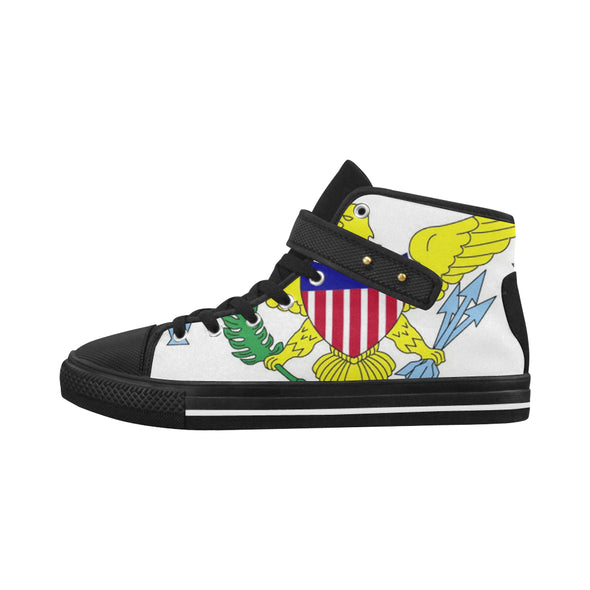 USVI Men's High Top