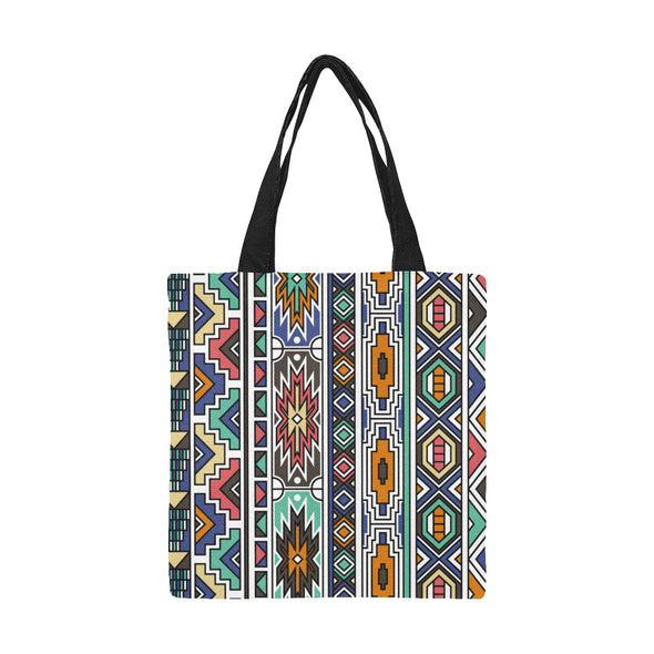 KING SHAKA II BLK Tote Bag