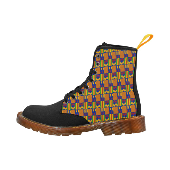 Afework Women's Canvas Boots