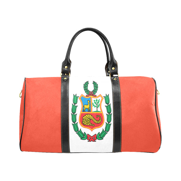 Flag Trave Bag Peru