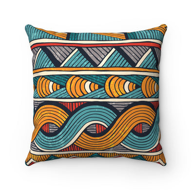 Bloun Square Pillow