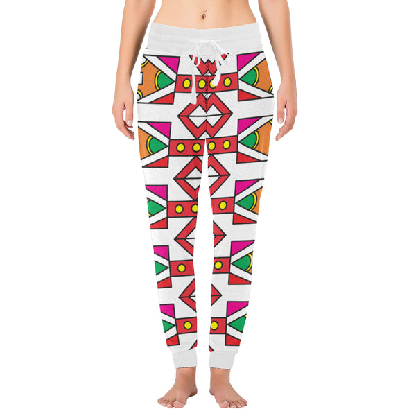 BLK NDEBELE WR I Print Long Johns