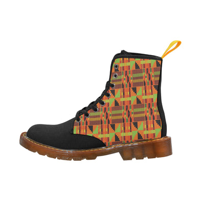 Alafin Women's Canvas Boots