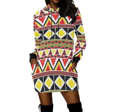 Zane Hoodie Mini Dress