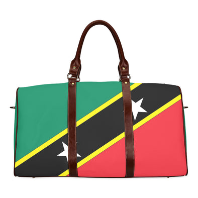 Flag Travel Bag Saint Kitts