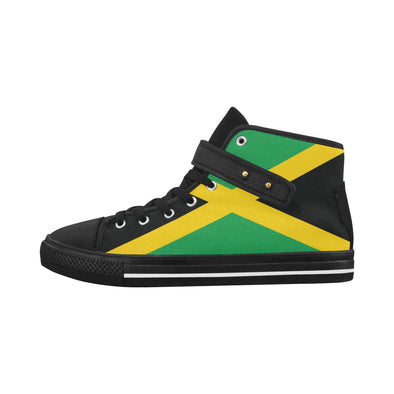 jamaican flag shoes
