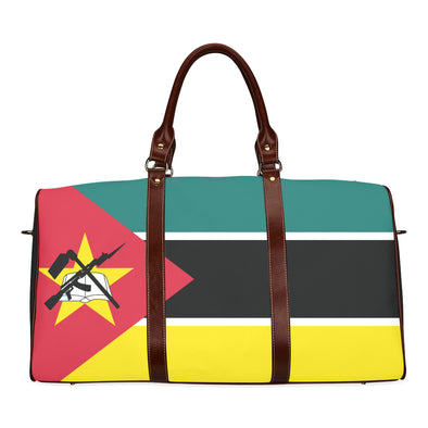 Flag Travel Bag Mozambique