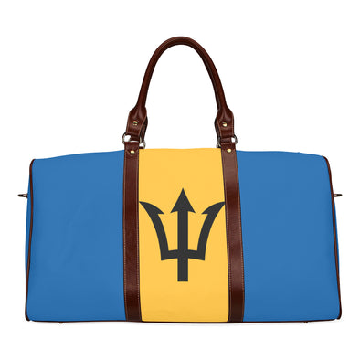 Flag Travel Bag Barbados