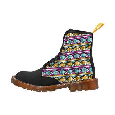Malaika Women's Canvas Boots