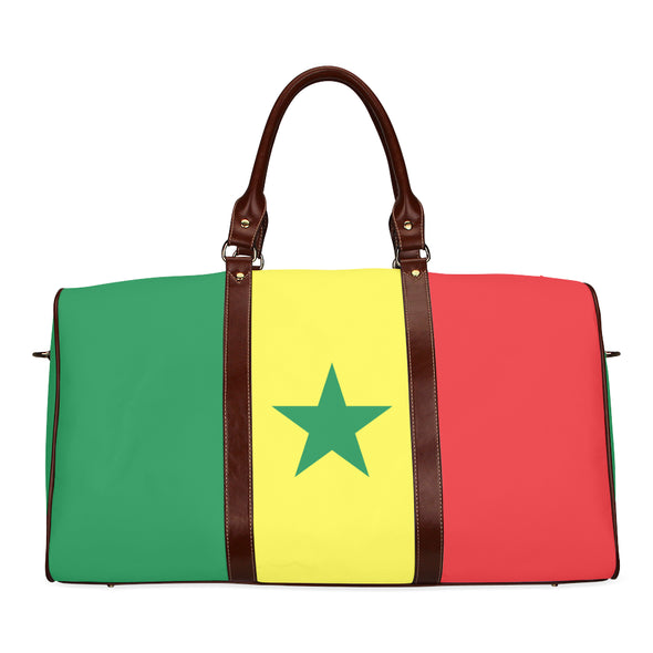 Flag Travel Bag Senegal