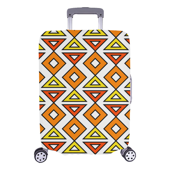 NANDI BLK I Luggage Cover Large