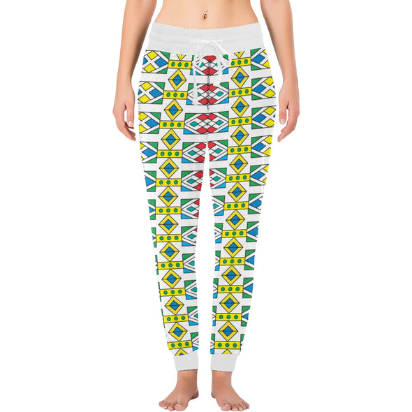 Ndebele RMX II All Over Print Long Johns