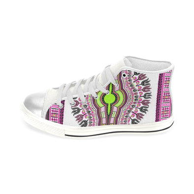 Kids dashiki sneakers
