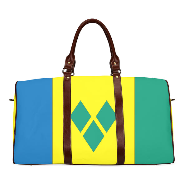 Flag Travel Bag Saint Vincent
