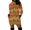 Ebany Hoodie Mini Dress