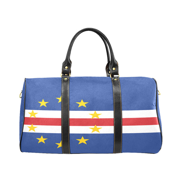 Cape Verde flag travel bag