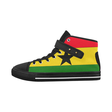 Ghanaian flag trainers